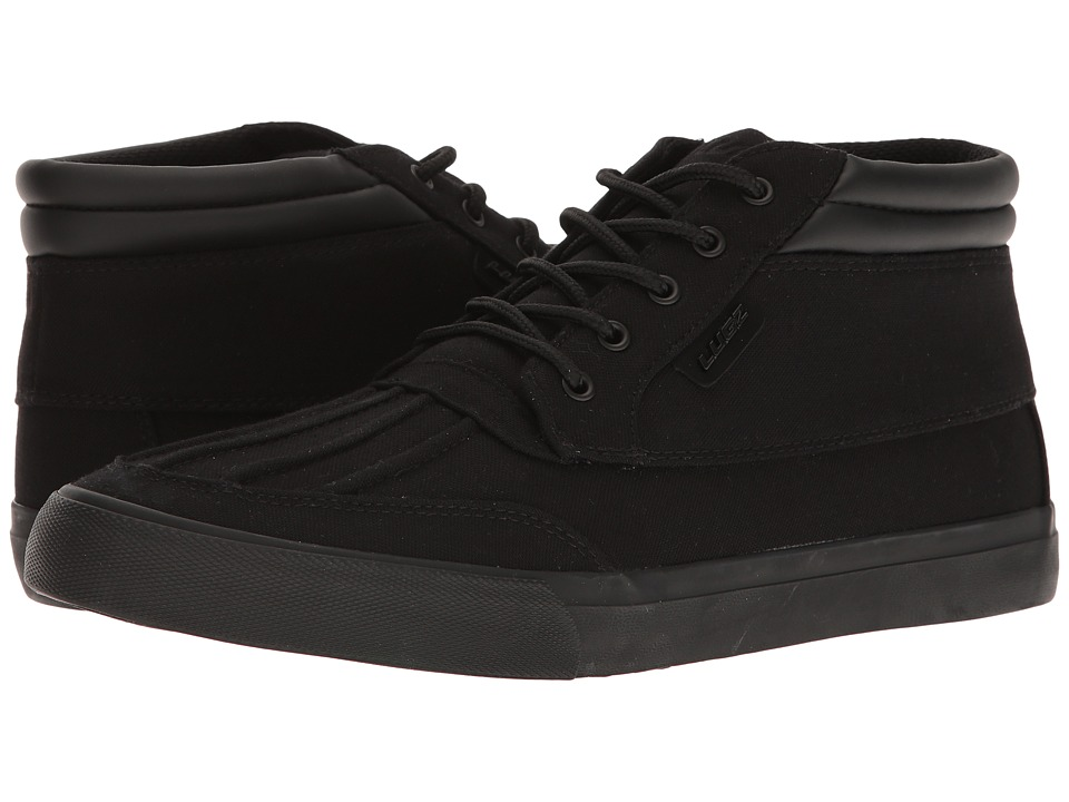 Lugz - Boomer (Black) Men's Shoes