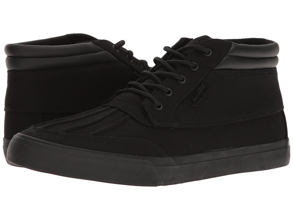 Lugz - Boomer (Black) Men's Shoes