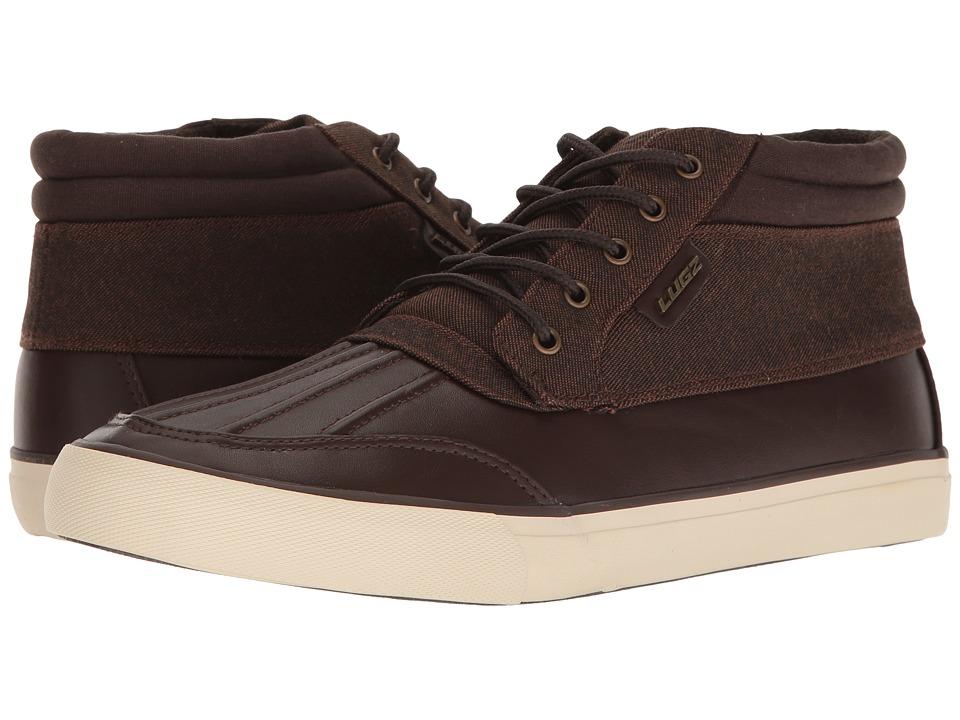 Lugz - Boomer (Dark Chestnut/Brown/Bark/Bone) Men's Shoes