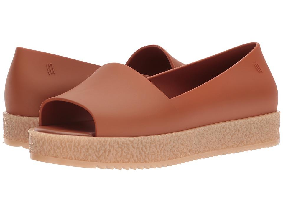 Melissa Shoes Puzzle (Brown) Women