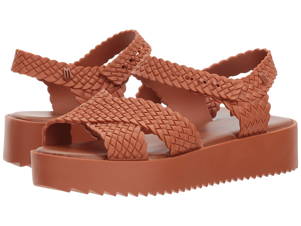 Melissa Shoes Hotness + Salinas (Brown) Women