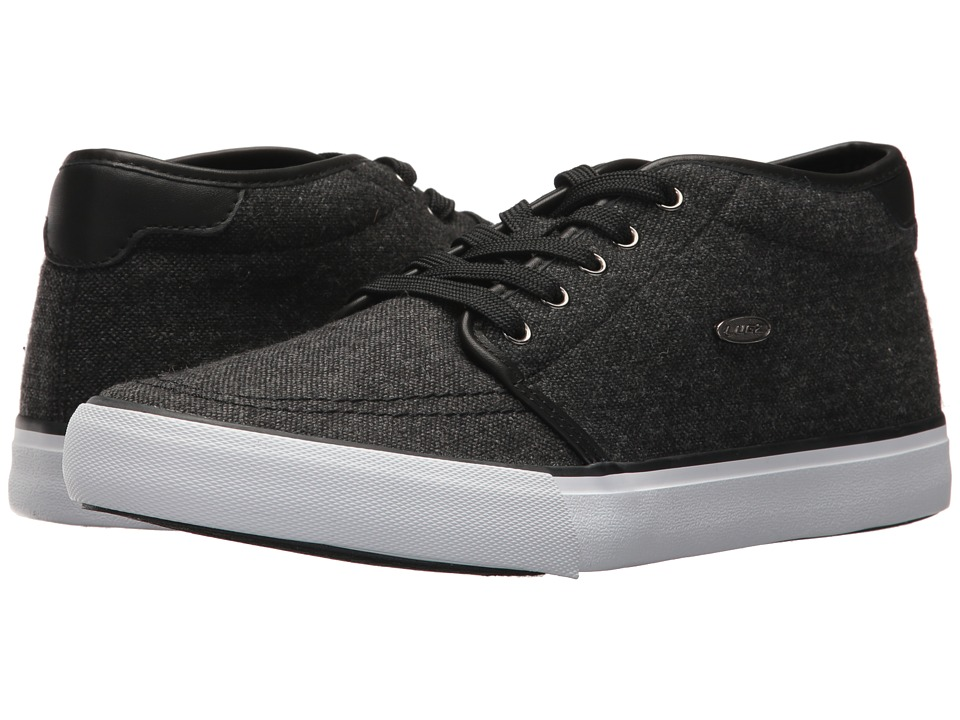 Lugz - Rivington Mid (Black/White 2) Men's Shoes