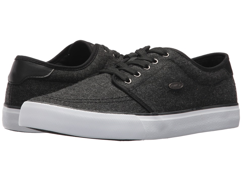 Lugz - Rivington (Black/White 2) Men's Shoes