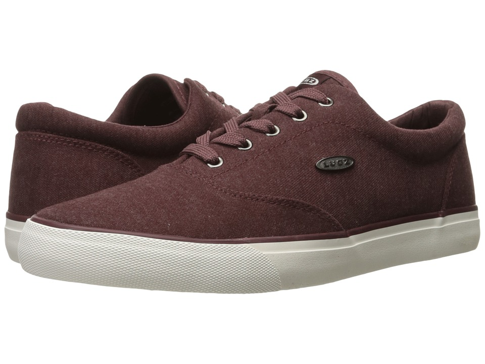 Lugz - Seabrook (Burgundy/White) Men's Shoes