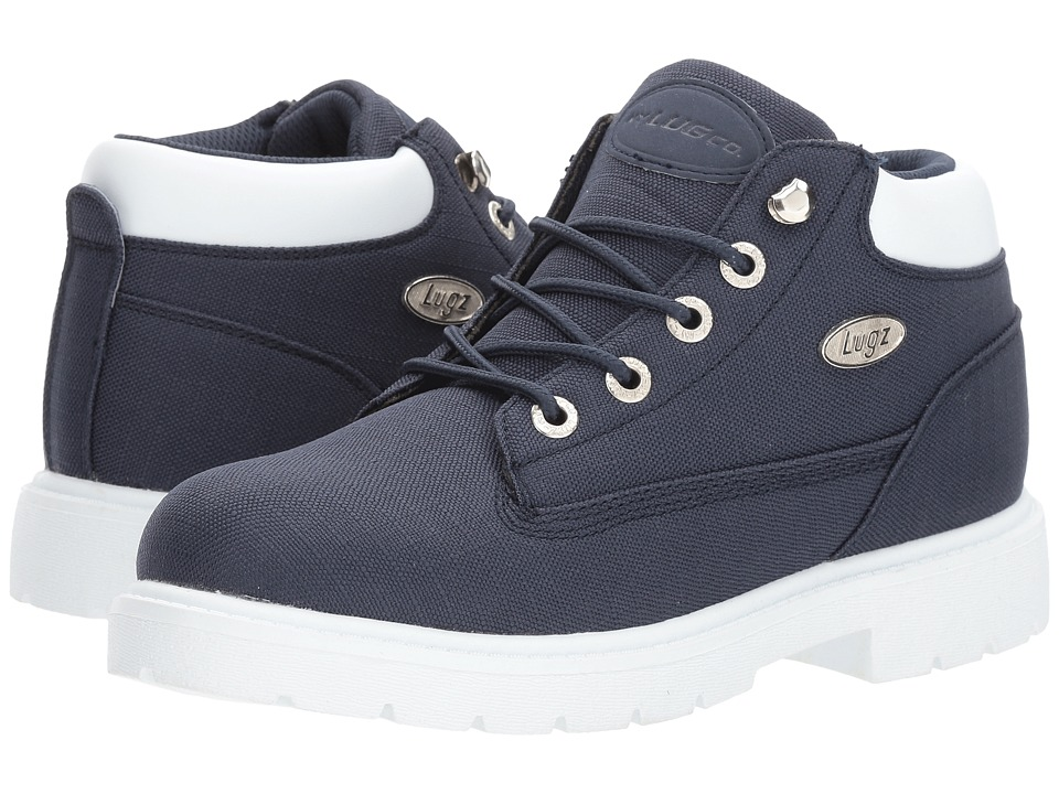 Lugz - Shifter Ripstop (Navy/White) Women's Shoes