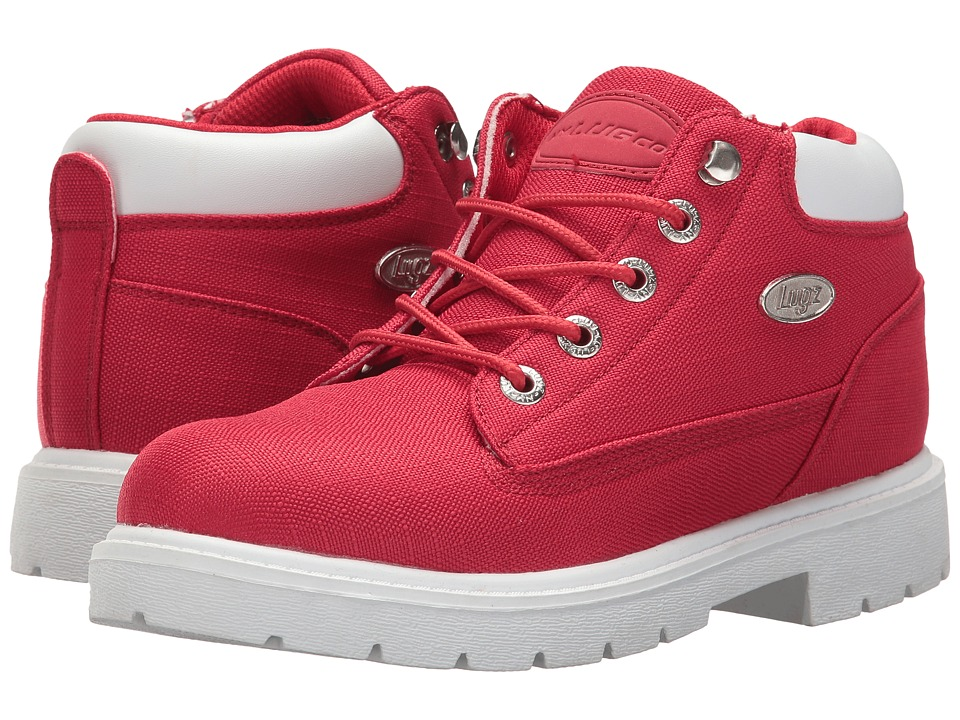 Lugz - Shifter Ripstop (Red/White) Women's Shoes