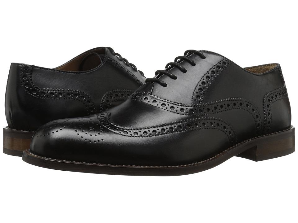 Florsheim - Pascal Wing Tip Oxford (Black) Men's Shoes