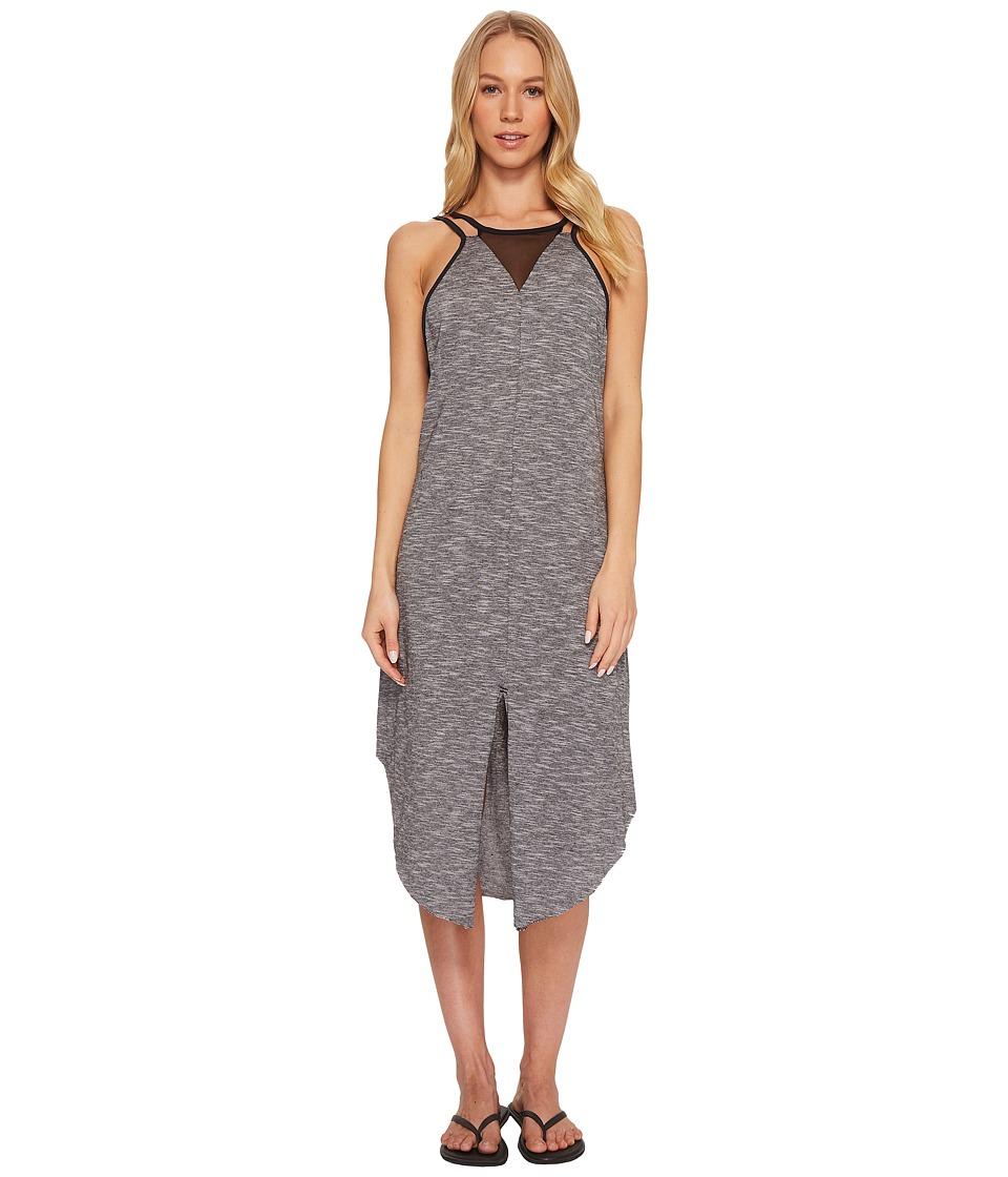 Hurley Quick Dry Reversible Dress (Black) Women