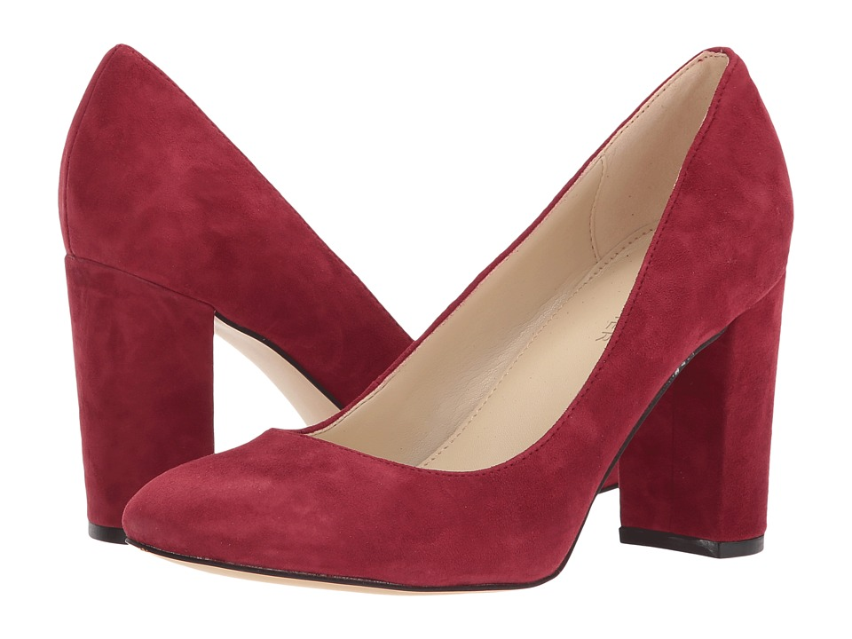 Marc Fisher - Isabelle (Red) High Heels
