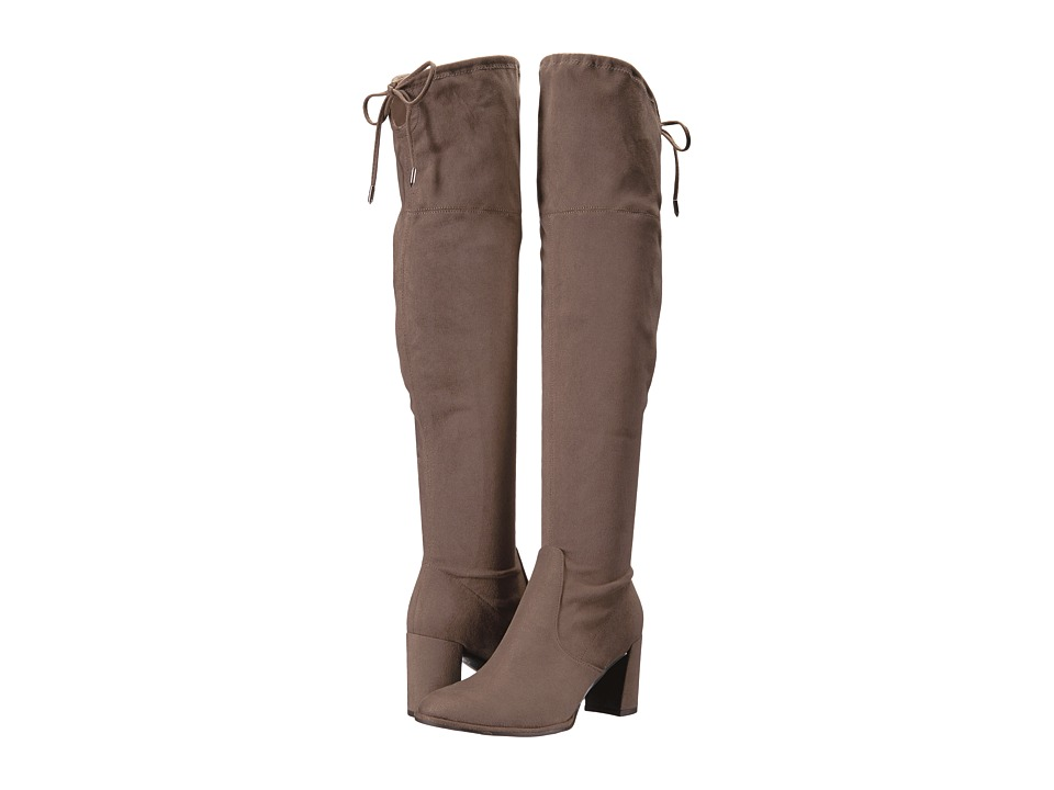 Marc Fisher - Lencon (Taupe) Women's Boots