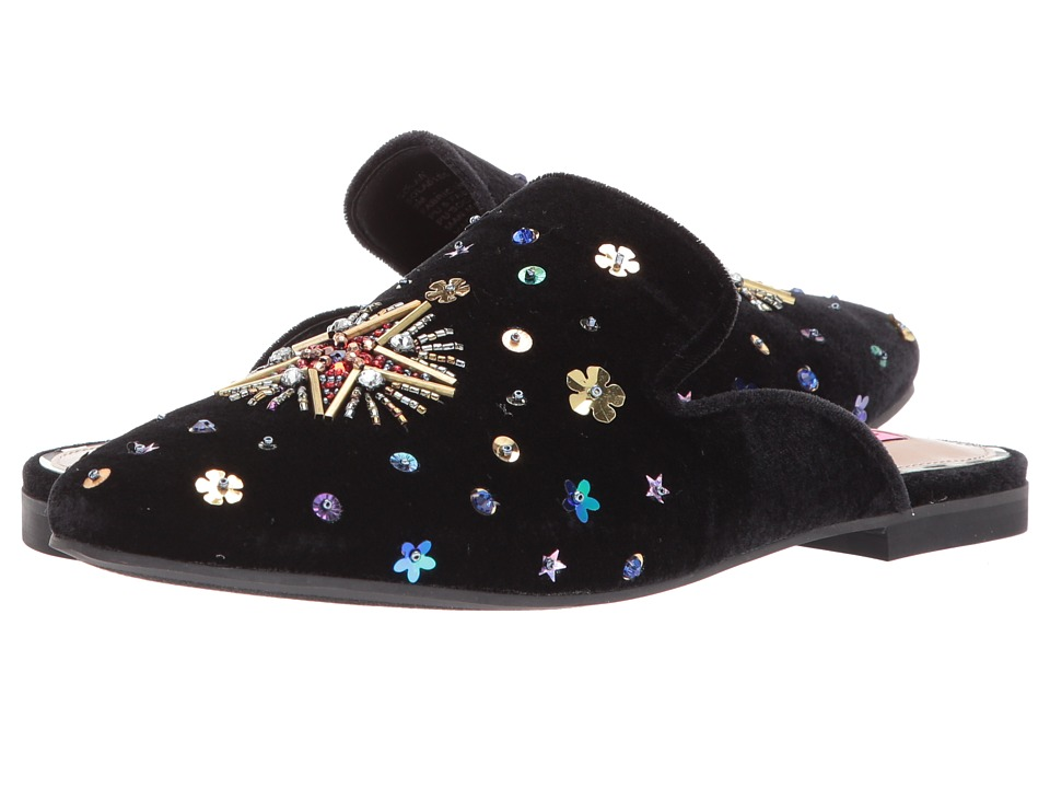 Betsey Johnson Solar (Black Multi) Women