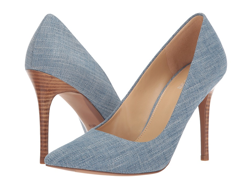MICHAEL Michael Kors Claire Pump (Dark Denim) Women