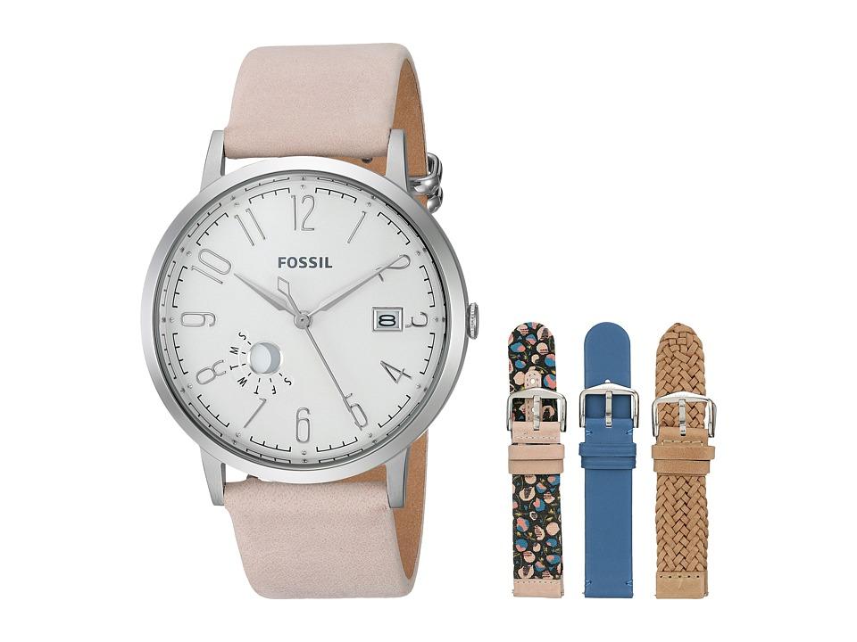 Fossil - ES4170SET (Cream) Watches