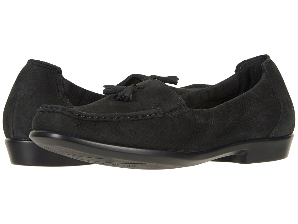 SAS Hope (Nero) Women's Shoes