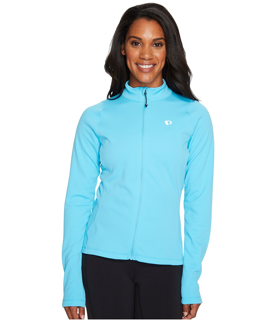 Pearl Izumi - Select Thermal Jersey (Blue Atoll) Women's Clothing