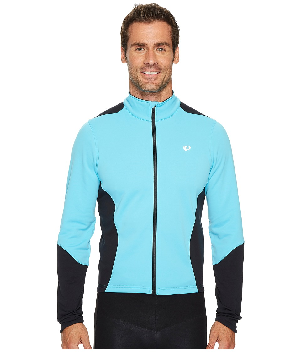 Pearl Izumi - Elite Thermal Jersey (Blue Atoll/Black) Men's Clothing