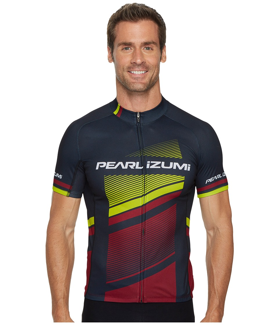 Pearl Izumi - Elite Escape Limited Jersey (Razor Tibetan Lime) Men's Clothing