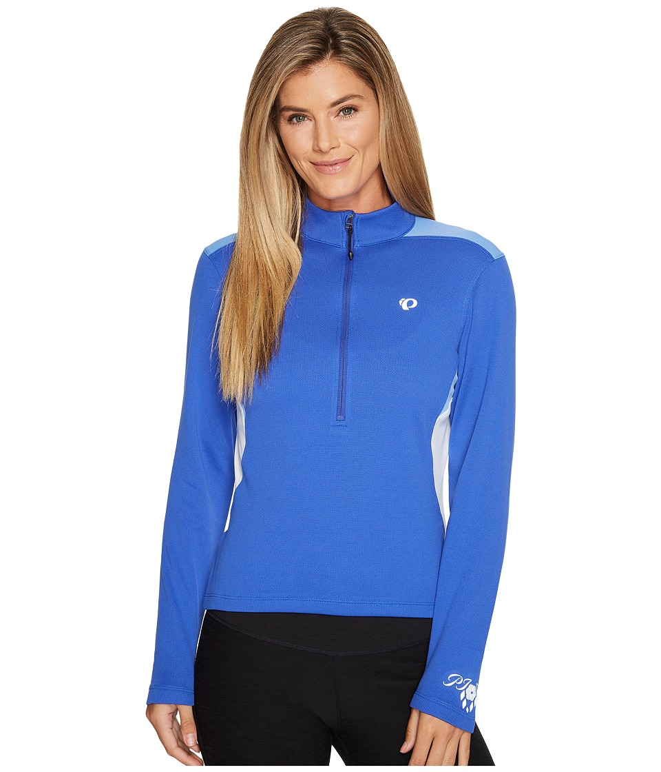 Pearl Izumi - Superstar Thermal Jersey (Dazzling Blue) Women's Clothing