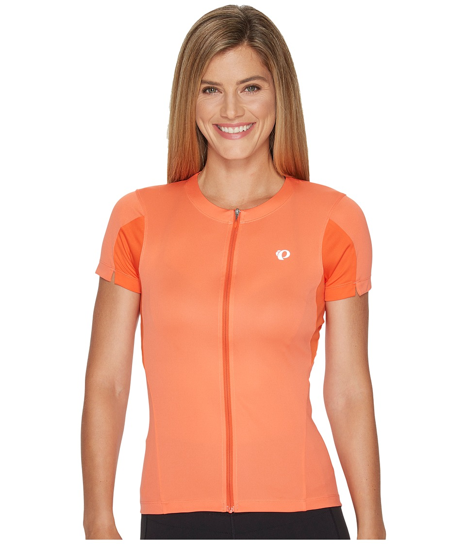 Pearl Izumi - Select Jersey (Living Coral) Women's Clothing