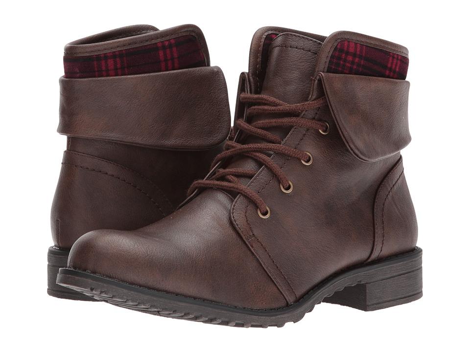 White Mountain - Nadelle (Brown) Women's Shoes