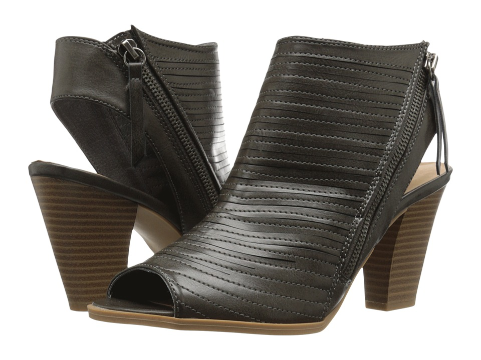 CL By Laundry Runway (Charcoal Burnished) High Heels