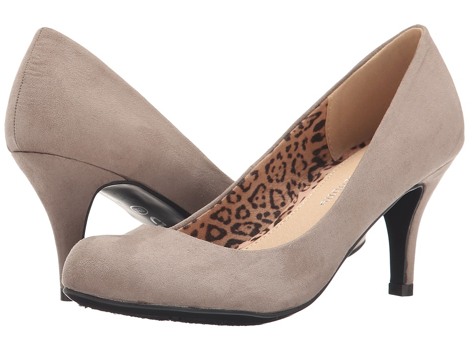 CL By Laundry Nanette (Dark Taupe Super Suede) Women