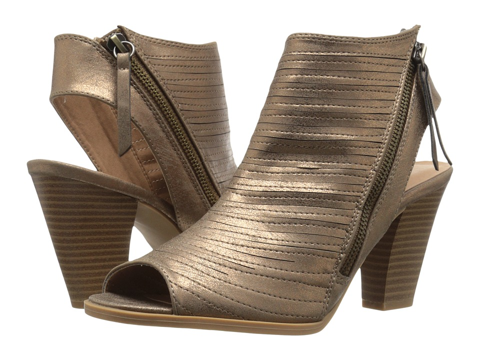 CL By Laundry Runway (Bronze Shimmer) High Heels