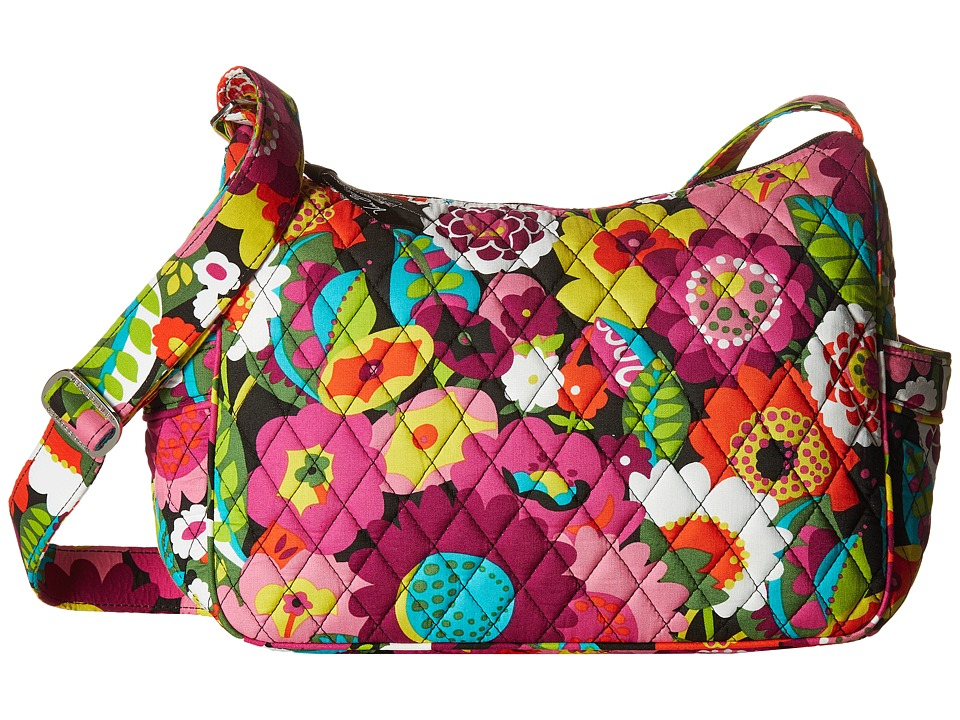 Vera Bradley - On the Go (Va Va Bloom) Cross Body Handbags