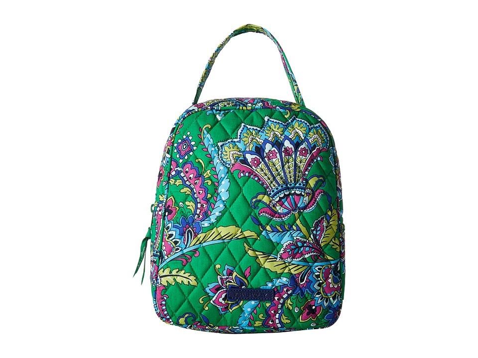 Vera Bradley - Lunch Bunch (Emerald Paisley) Bags