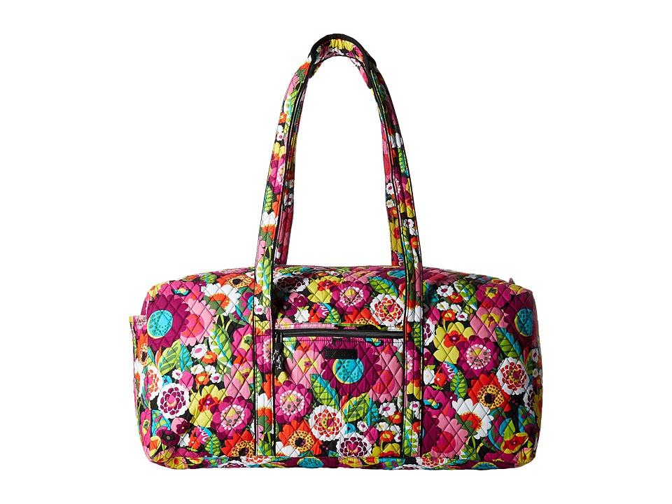 Vera Bradley - XL Duffel (Va Va Bloom) Duffel Bags