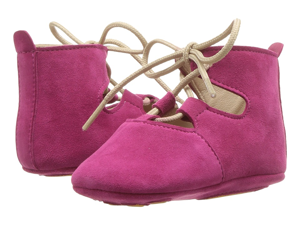 Elephantito Emma Flats (Infant/Toddler) (Fuchsia) Girls Shoes