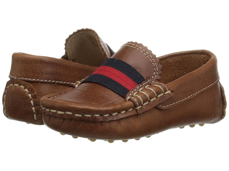 Elephantito Club Loafer (Toddler) (Natural) Boys Shoes