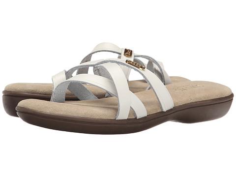 Bass - Sharon (White) Women's Sandals