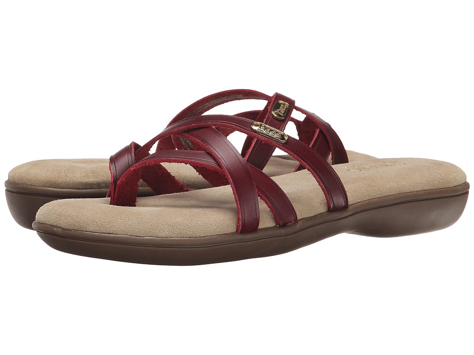 Bass - Sharon (Cinnamon) Women's Sandals