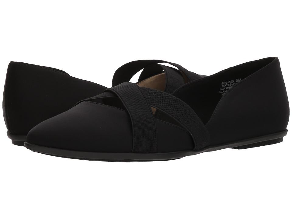Bandolino Lanzo (Black Lycra/Sleek Elastic) Women