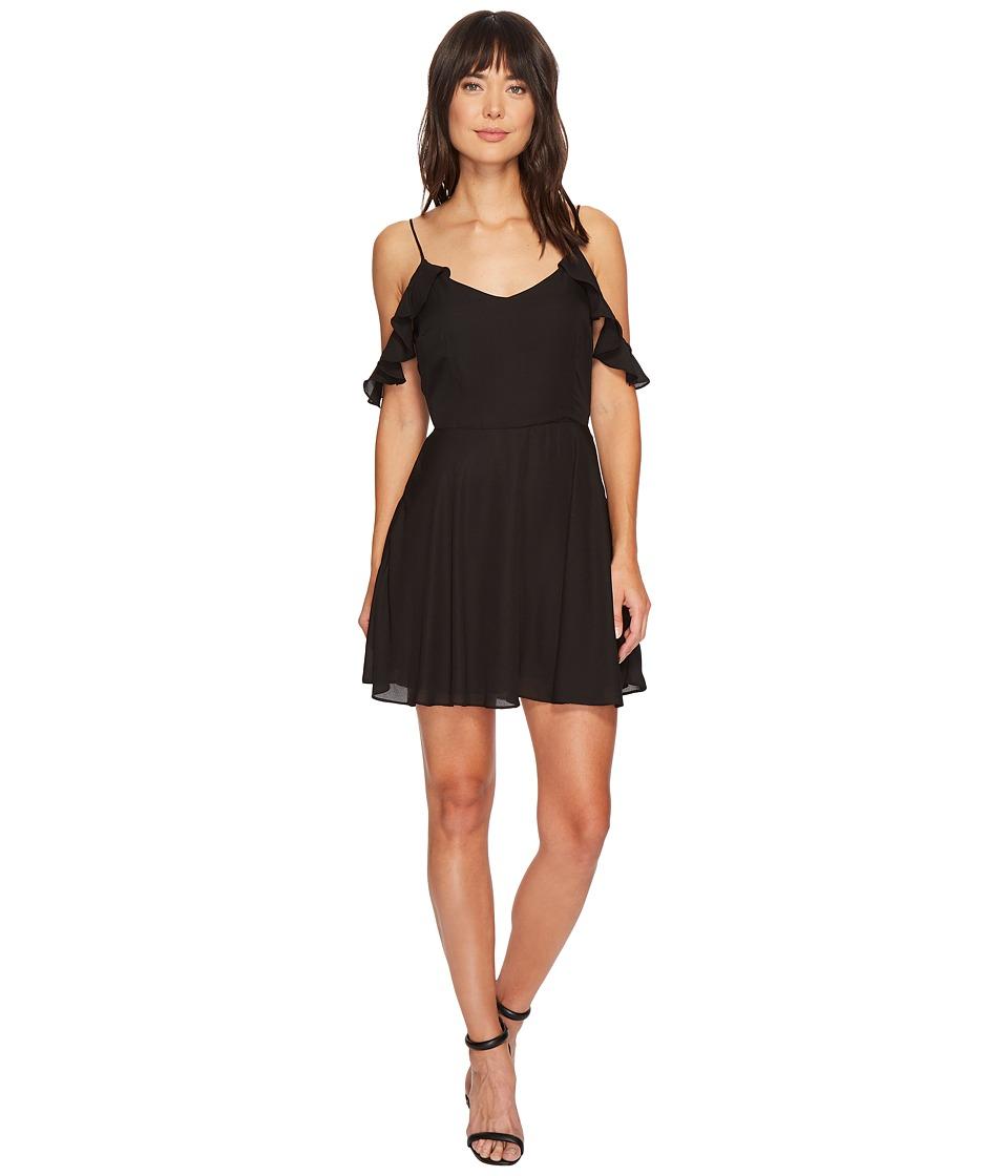 Lucy Love Meet the Fam Dress (Black) Women