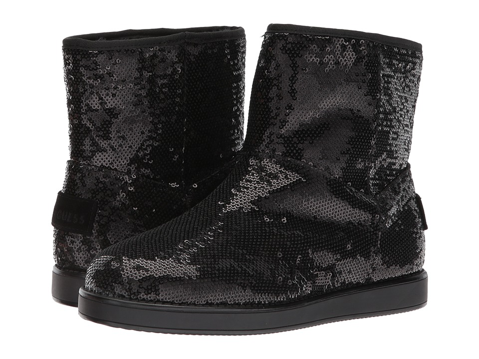 G by GUESS Asella (Black Sequins) Women