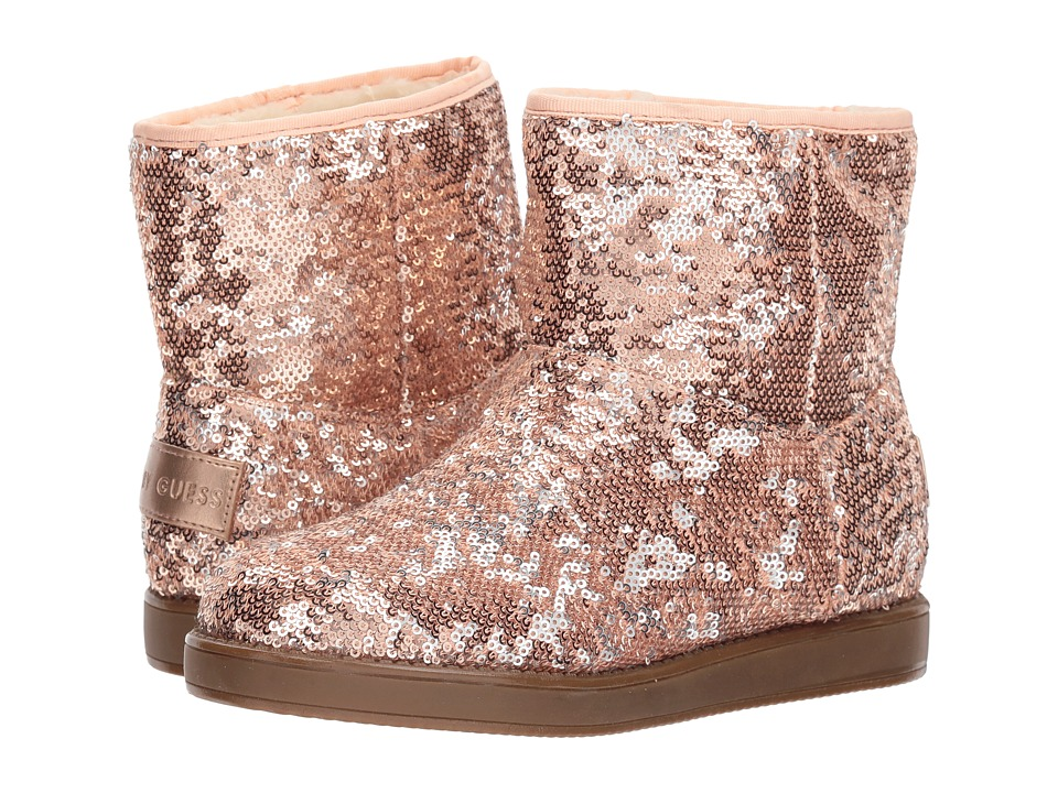G by GUESS Asella (Pink Sequins) Women