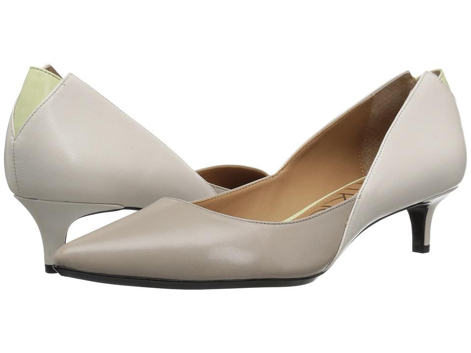 Calvin Klein Grayce (Clay/Soft White) High Heels