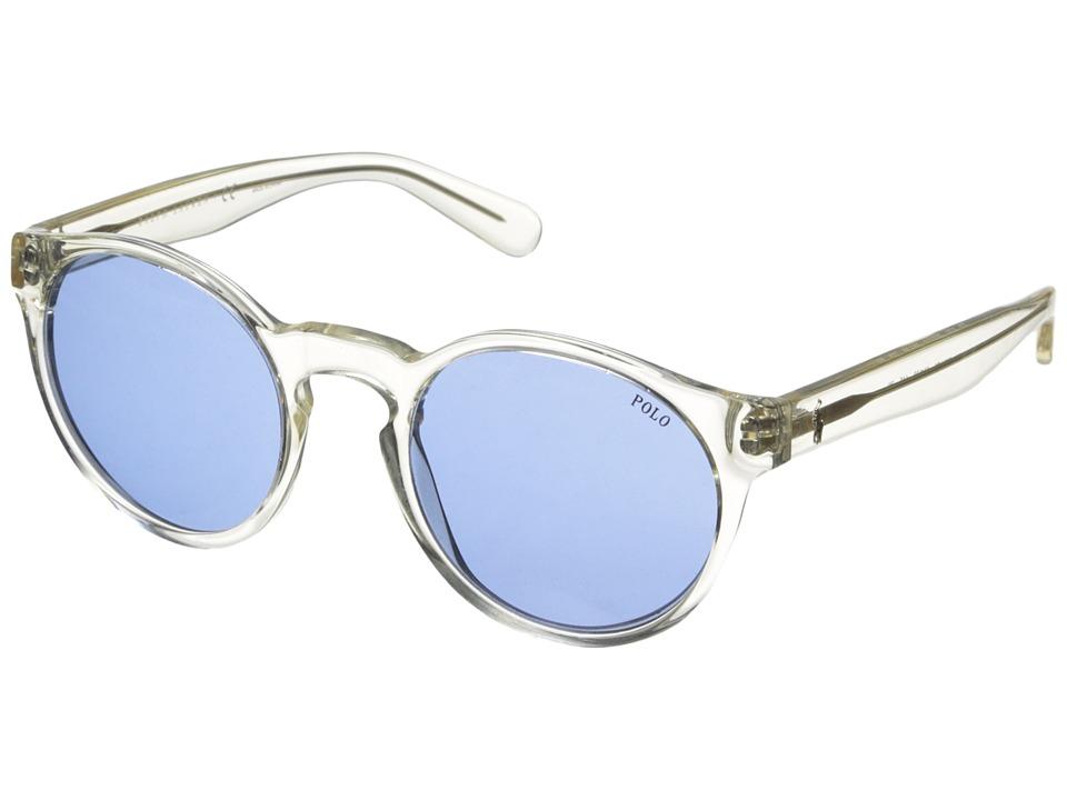 Polo Ralph Lauren - 0PH4101 (Grey) Fashion Sunglasses