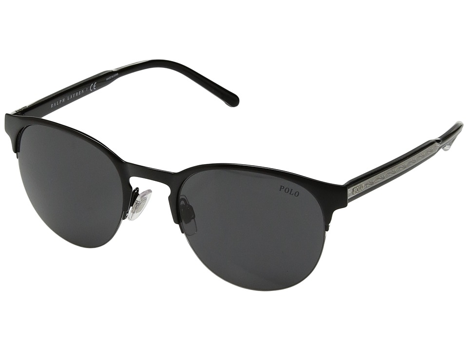 Polo Ralph Lauren - 0PH3099 (Gunmetal) Fashion Sunglasses