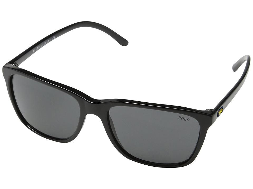Polo Ralph Lauren - 0PH4108 (Black 2) Fashion Sunglasses