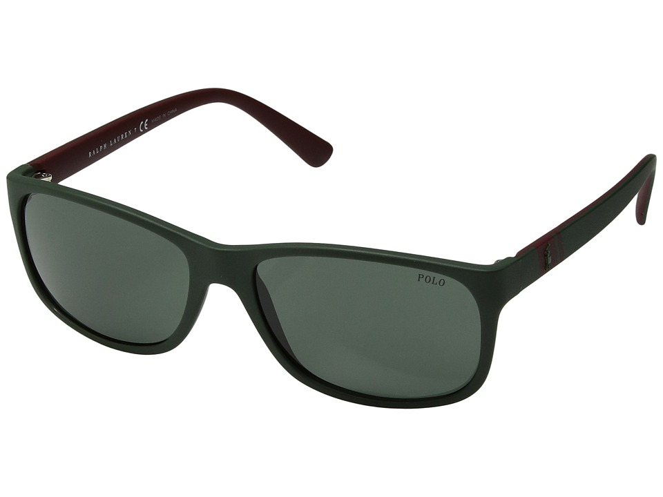 Polo Ralph Lauren - 0PH4109 (Dark Green) Fashion Sunglasses