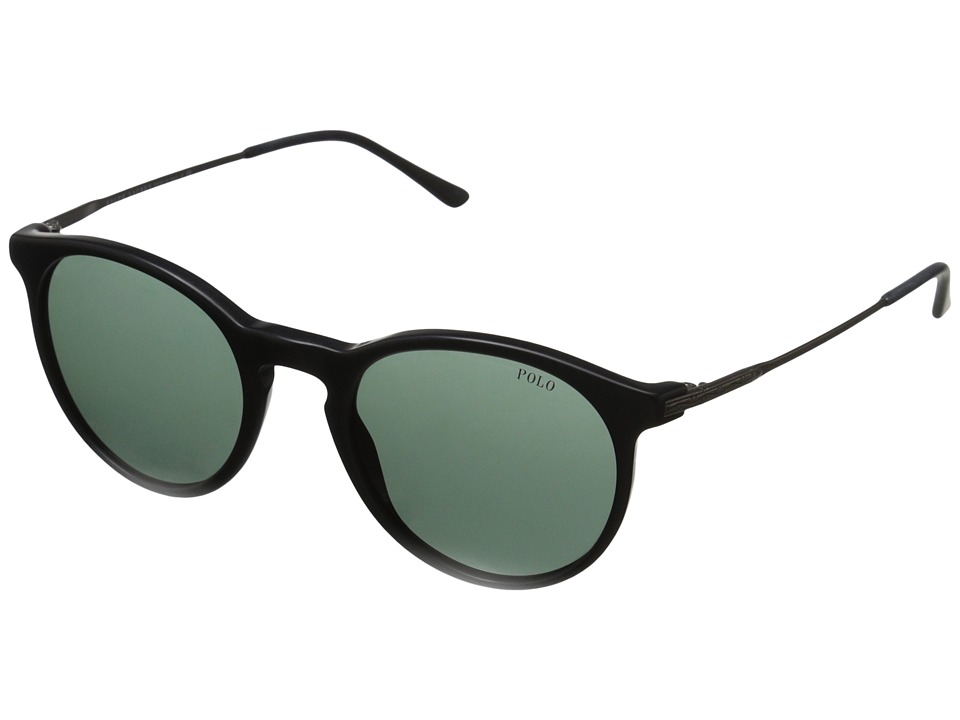 Polo Ralph Lauren - 0PH4096 (Black) Fashion Sunglasses