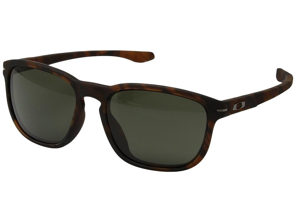 Oakley - Enduro (Matte Brown Tortoise with Dark Grey) Snow Goggles