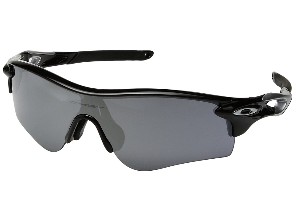 Oakley - Radarlock Path (Black with Black Iridium) Sport Sunglasses