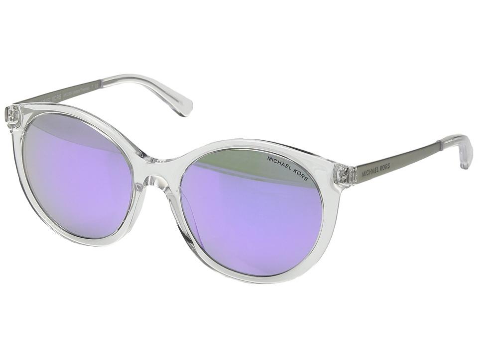 Michael Kors - 0MK2034 (White) Fashion Sunglasses