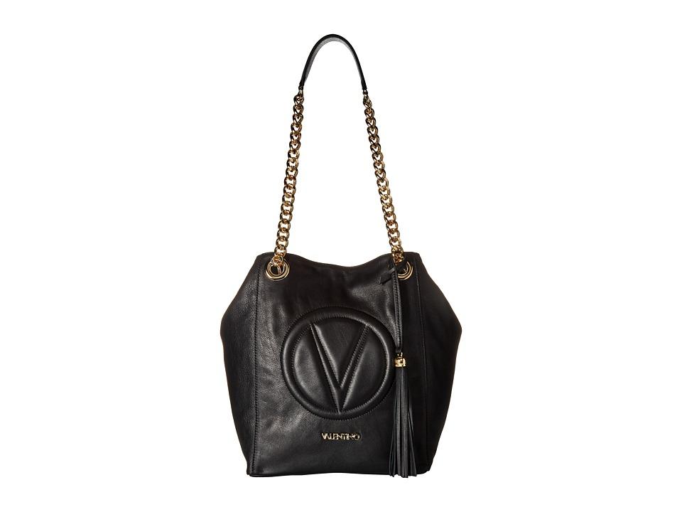 Valentino Bags by Mario Valentino - Bona (Black) Handbags