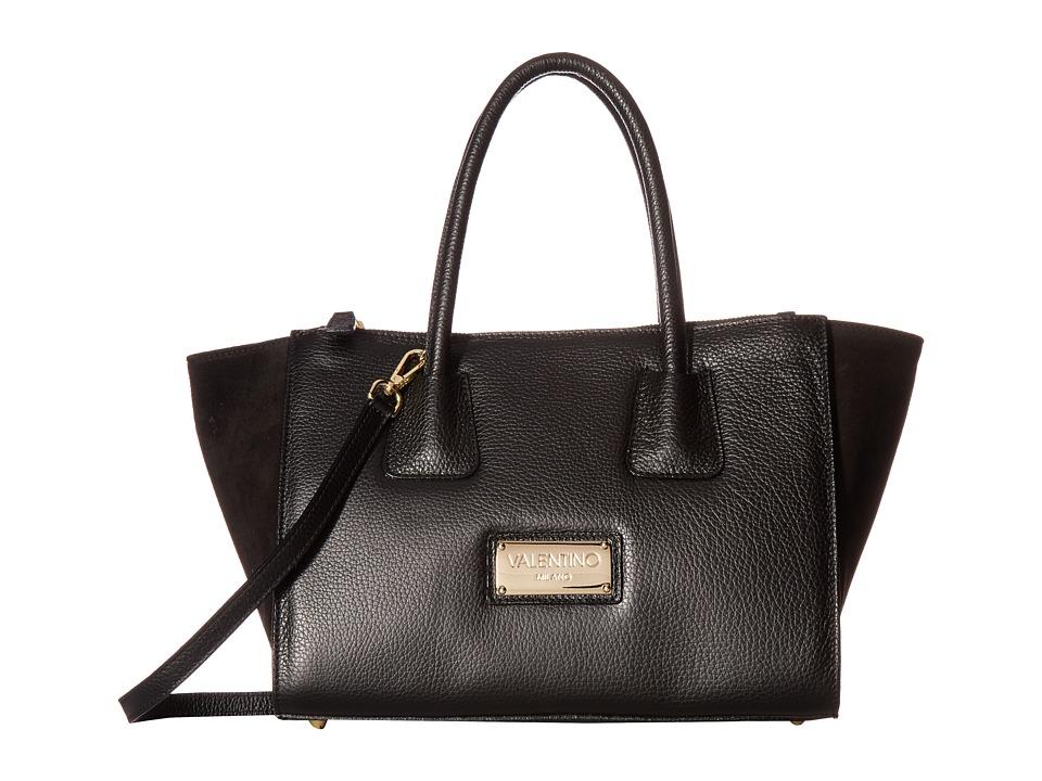 Valentino Bags by Mario Valentino - Patio (Black) Handbags