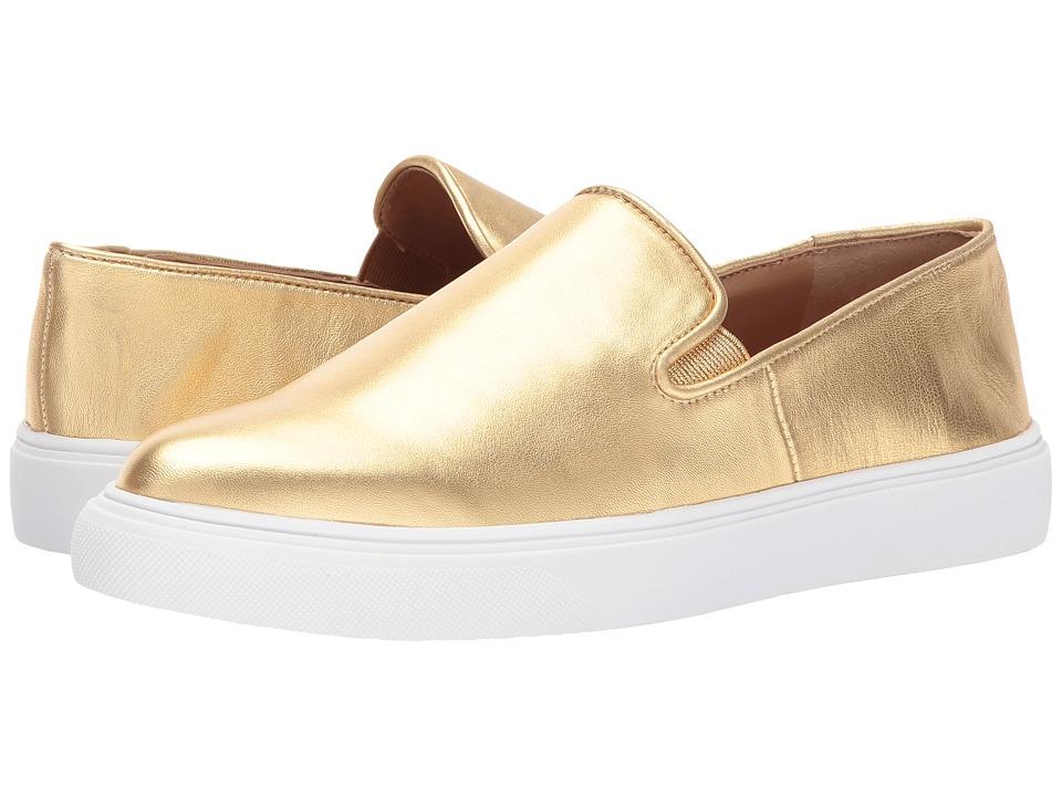 Franco Sarto Mony (Gold Leather) Women